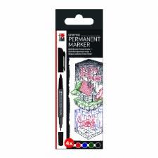 Graphix Permanent markers 4