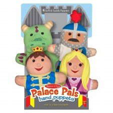 Hand Puppets Fantasy