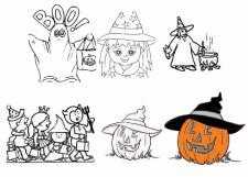 Cards & Envelopes Halloween