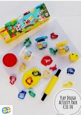 My Playdough Activity Pack