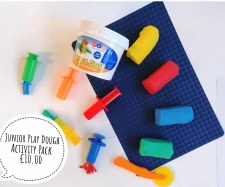 My Jr. Playdough Activity Pack