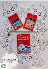 My Colouring Activity Pack
