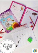 My Early Literacy Pack