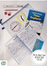 All About Time Activity Pack