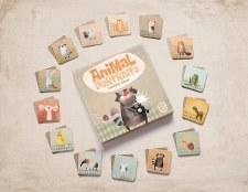 Animal Portraits - Memory Game