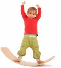 das.Brett Wooden Balance Board