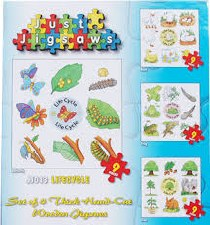 Junior Puzzles - Lifecycle