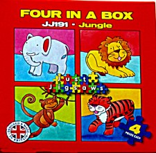 Four In A Box - Jungle