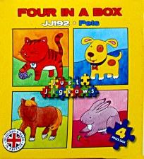 Four In A Box - Pets