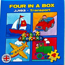 Four In A Box - Transport