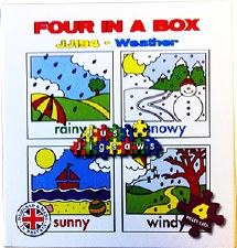 Four In A Box - Weather