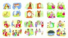 Puzzle Nursery Rhymes Set 2