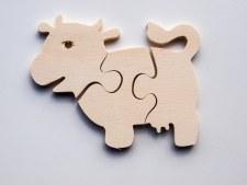 Jigsaw - Cow