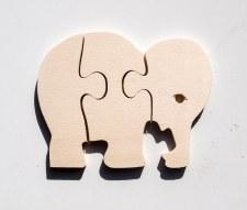 Jigsaw - Elephant