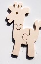 Jigsaw - Giraffe