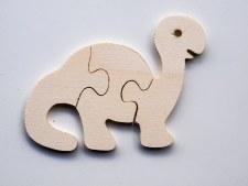 Jigsaw - Brontosaurus