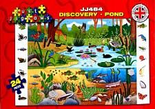 Jigsaw - Discovery Pond