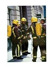 Daily Life - Fireman