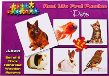 Real Life Puzzles Pets