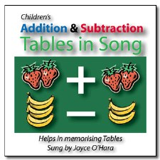 Children's CD's Add & Subtract