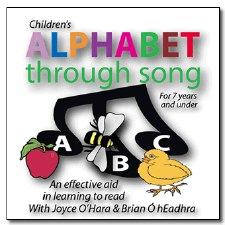 Children's CD's Alphabet