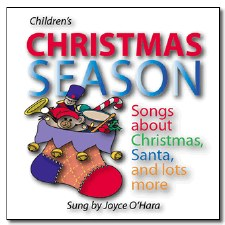 Children's CD's Xmas Season