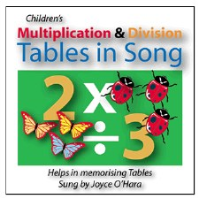 Children's CD's Multiply & Div