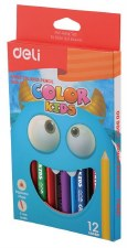 Jumbo Colouring Pencils  12