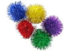 Pom Poms - Glitter