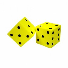 Foam Dot Dice (2)