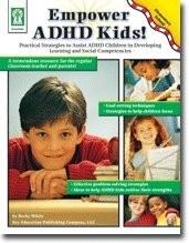 Empower ADHD Kids Book
