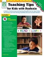 Teaching Tips Dyslexia Book