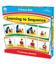 Learn To Sequence - 4 Scene