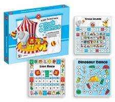 Initial Consonant Desk Game
