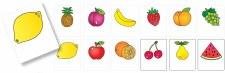 Magentic Cards - Fruit