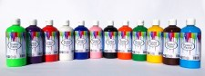 Poster Paint 500ml - Set of 12