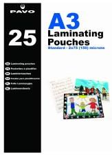 A3 Laminating Sheets  -  150g