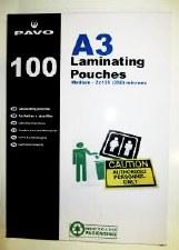 A3 Laminating Sheets  -  250g