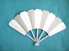 Folding Paper Fan