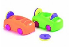 Push Pull Car & Magnet (2)
