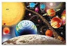 Floor Puzzle - Solar System