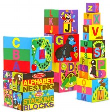 ABC Nesting & Stacking Blocks