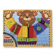 Teddy Basic Skills Board