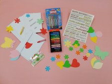 Mothers Day Card Kit