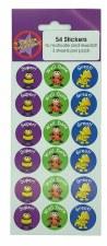 Merit Stickers   54