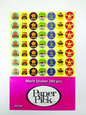 Merit Stickers - Irish