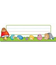 NamePlate  Hedgehogs