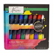 Nassau Acrylic Colour Set 1