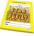 A Note To Say - Star Pupil