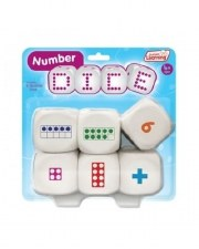 Number Frame Dice